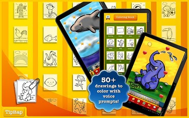 Color & Draw for kids HD-2