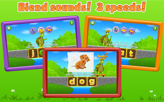 Kids Learn to Read App - 1