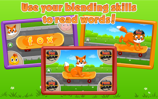 Kids Learn to Read App - 2