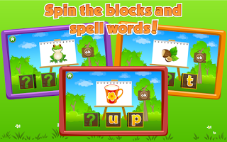 Kids Learn to Read App - 3