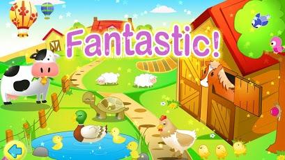 Kids Jigsaw Puzzles Farm HD-1