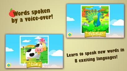 Kids Jigsaw Puzzles Farm HD-3