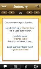 iStart Spanish! Android App - 3