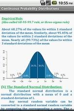 Statistics Quick Reference Pro-6