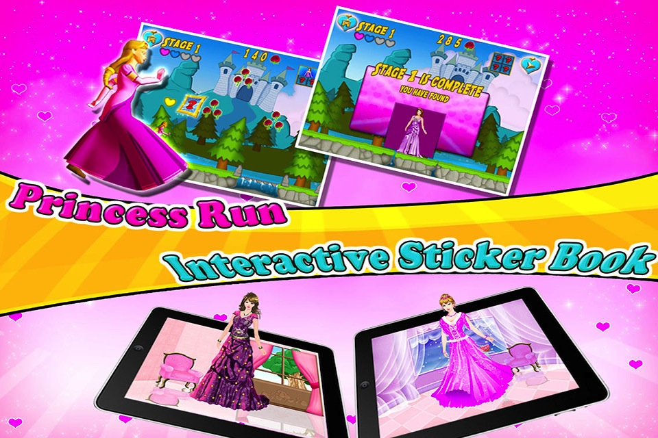 Princess Coloring Book - All in 1 draw , paint and color games HD-3