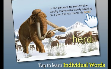 Woolly Mammoth In Trouble-3