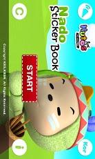Hutos Nado Sticker Book App - 1