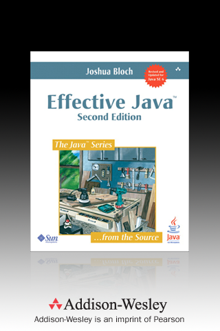 Effective Java App (iPhone) App - 2