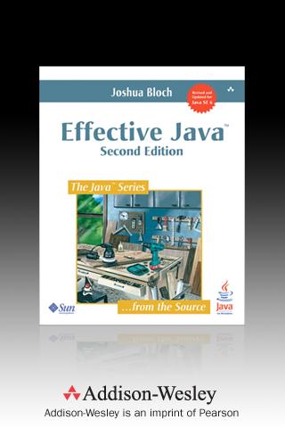 Effective Java App (iPhone)-2