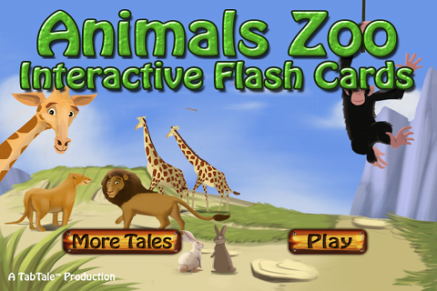 Animals Zoo - Jungle Wild Life Farm Pets Animal Sounds Kids Learning Game HD App - 1