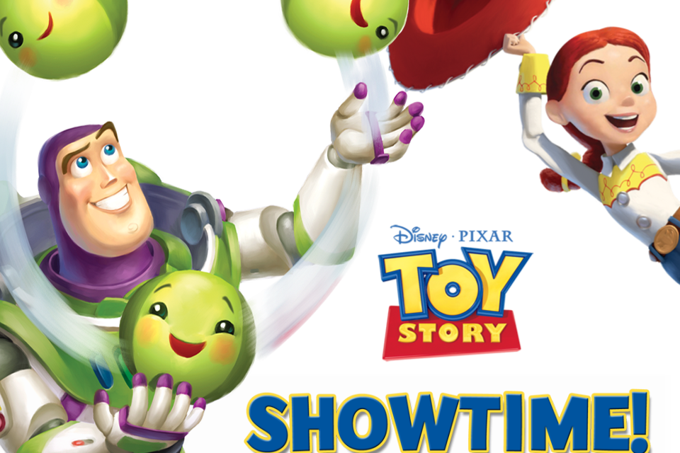 Toy Story Showtime! App - 1