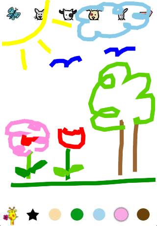Kid Art App - 3