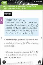 Collins Revision Algebra-3