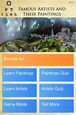 Famous Paintings - Art History App - 1