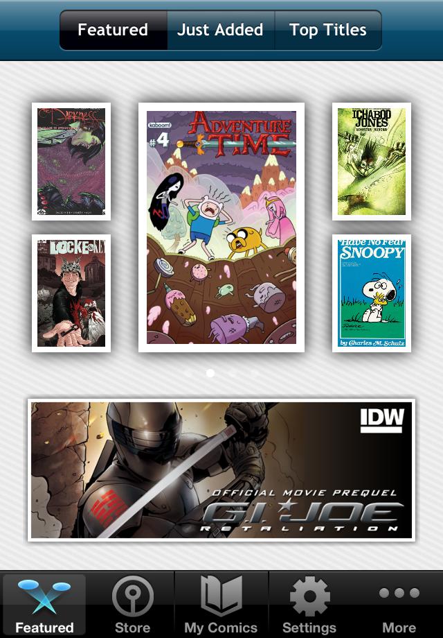 Comics Plus-1