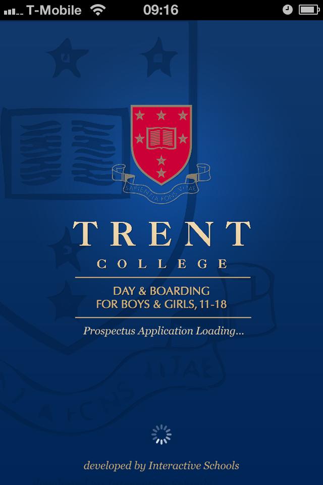 Trent College Parent App-1