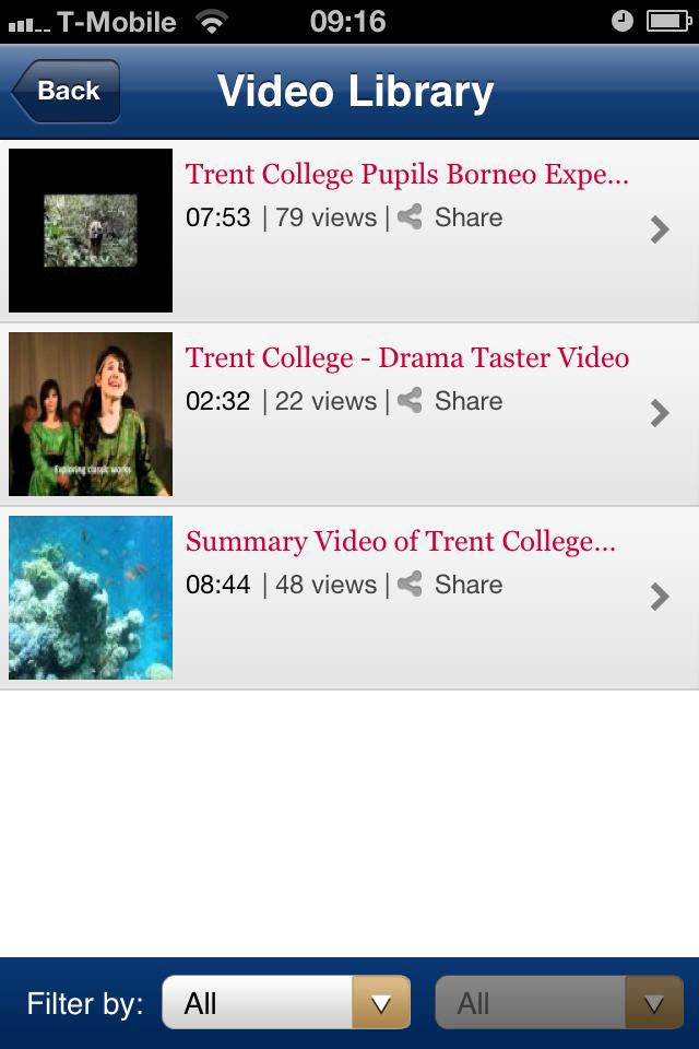 Trent College Parent App-3