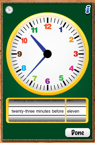MathTappers: ClockMaster - a math game to help children learn to read clocks-2
