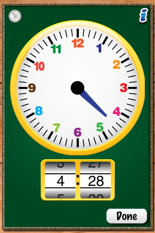 MathTappers: ClockMaster - a math game to help children learn to read clocks-3