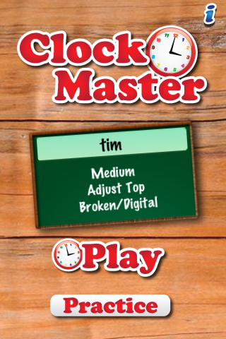 MathTappers: ClockMaster - a math game to help children learn to read clocks-5