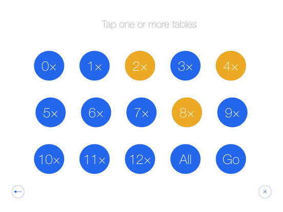 Times Tables Pro-3
