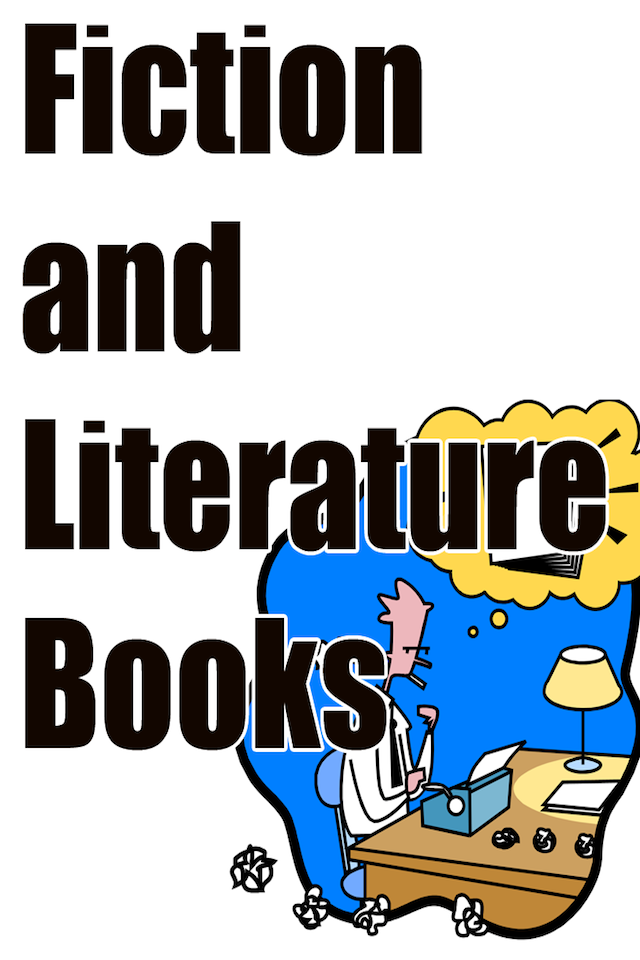 Fiction And Literature Books App - 1