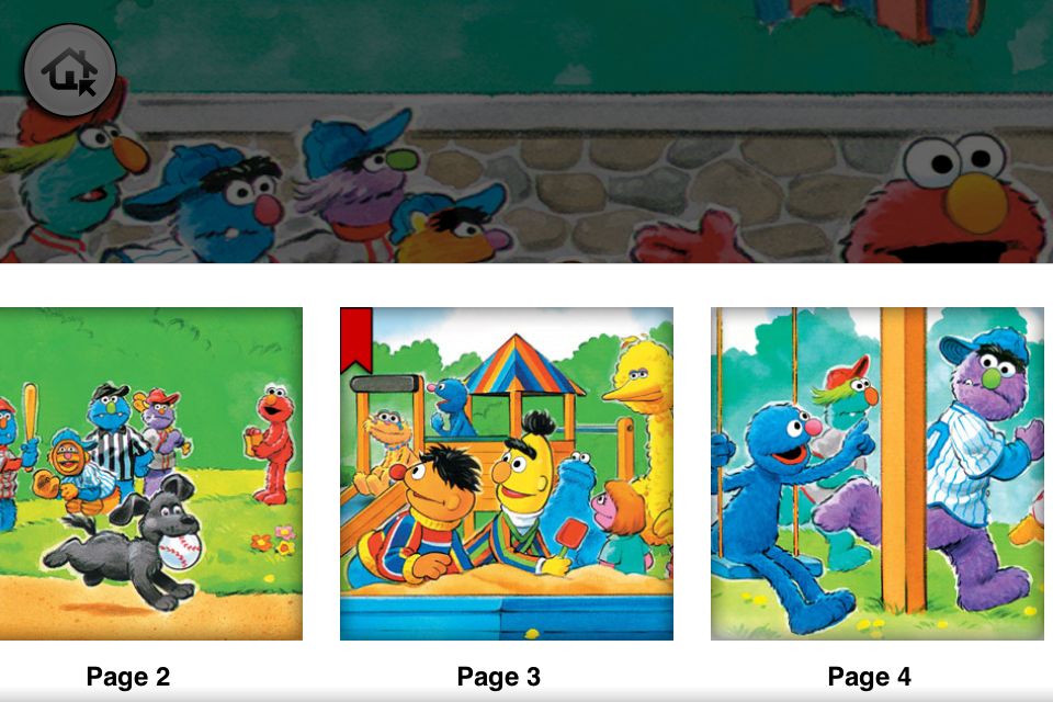 Sesame Street: The Playground App - 3