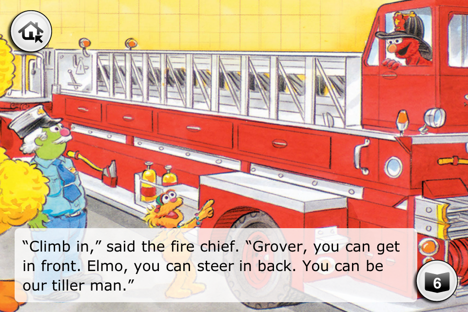Sesame Street: The Firehouse App - 2