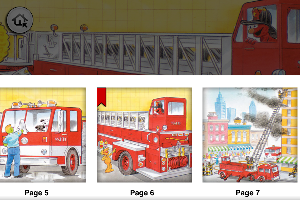 Sesame Street: The Firehouse-3