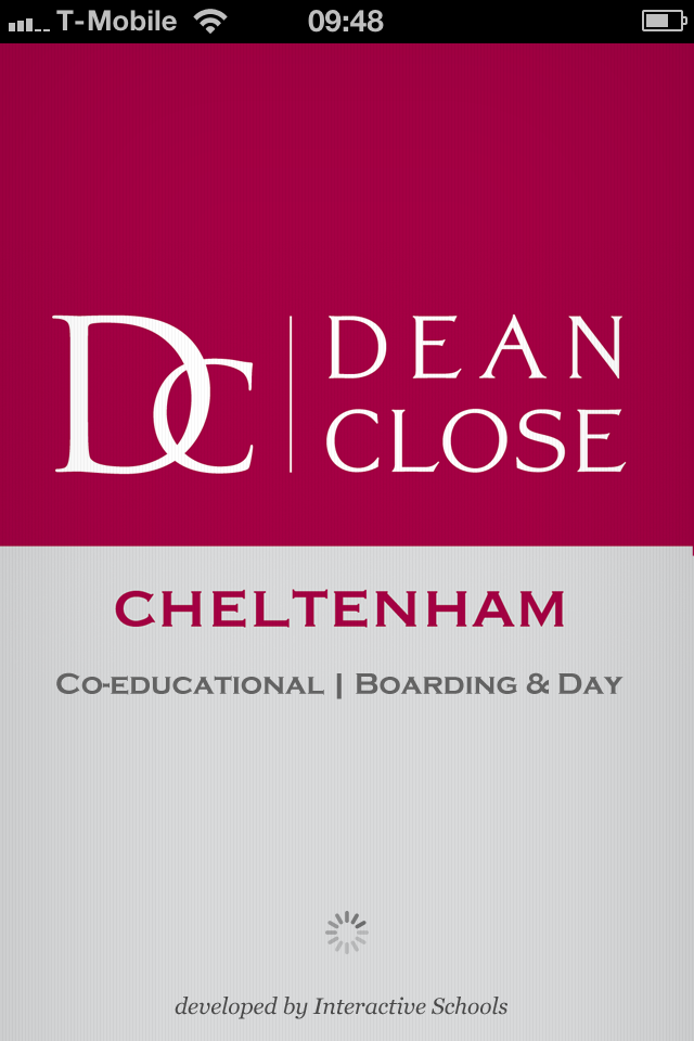 Dean Close Parent App App - 1