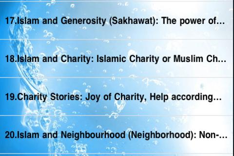 Islamic Moral Stories App - 2