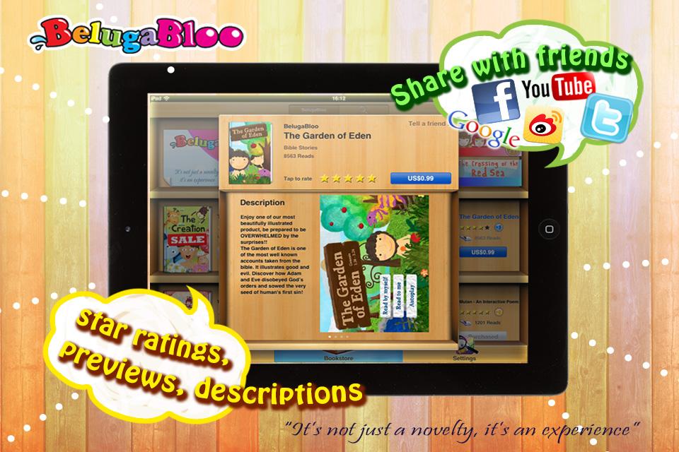 BelugaBloo Kids Bookstore-2
