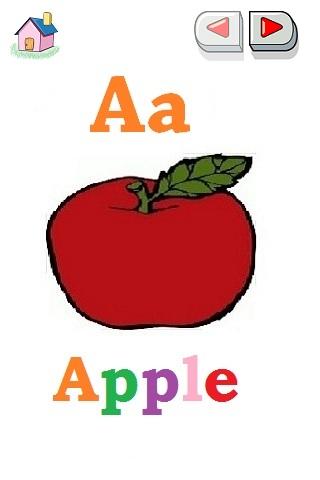 ABCD Teacher for Kids ( Talking Flashcards ).-2