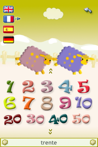 Learn Braille Number App - 1