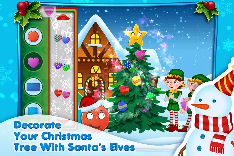 Friendly Christmas - Funny shape holiday adventure-3