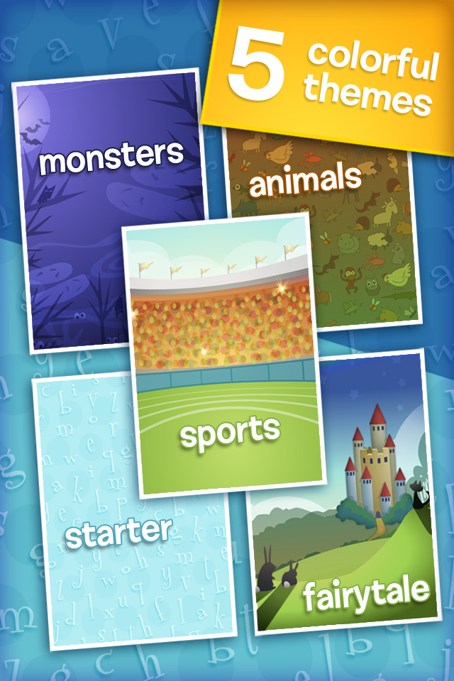 Shake-a-Phrase: Fun With Words and Sentences App - 4