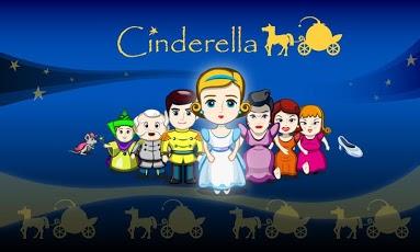 Cinderella 3D Popup Fairy Tale-1