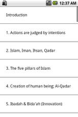 Imam Nawawi Hadith Collection-1