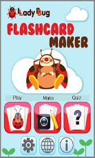 Flash Card LLAdyBBug-1