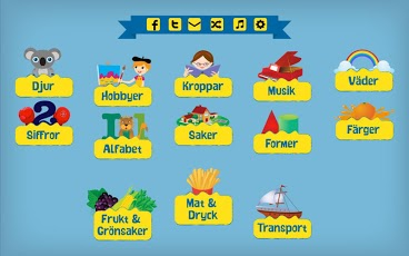 Learn Swedish for Kids-1
