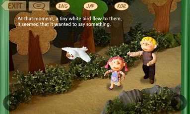 Doll play books-Hansel&Gretel-3