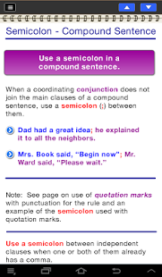 Punctuation & Capitalization App - 5