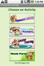 Preschool Learning App - 1