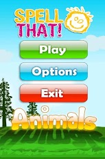 SPELL THAT! Animals