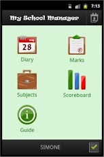 My School Manager PRO App - 1