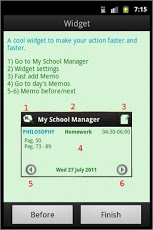 My School Manager PRO App - 4