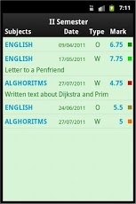 My School Manager PRO App - 8
