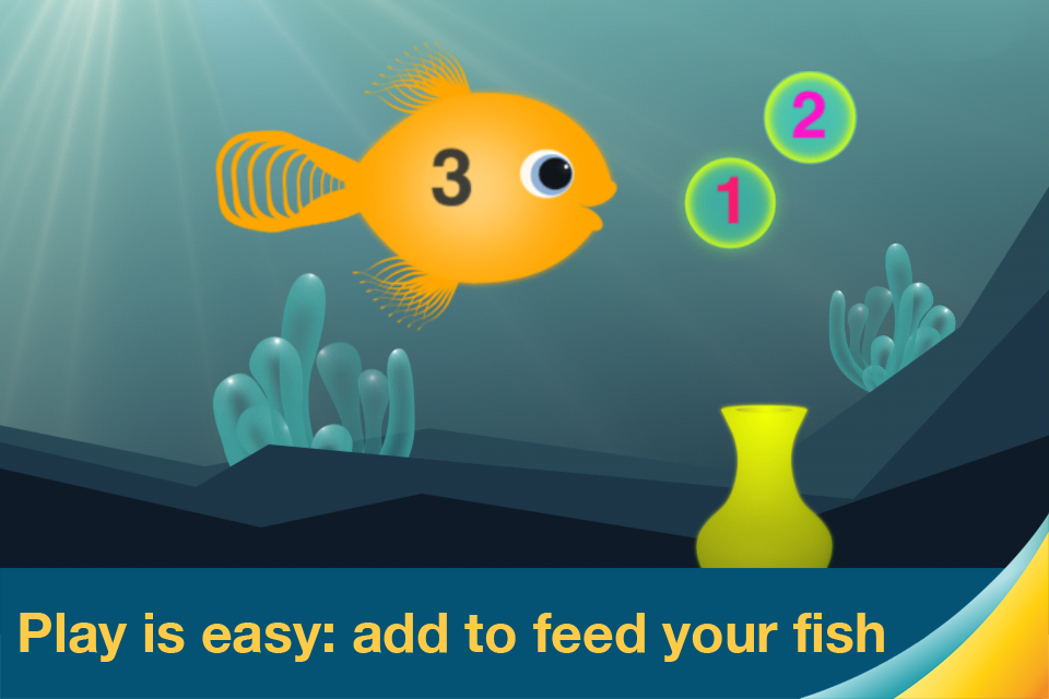Motion Math: Hungry Fish App - 1
