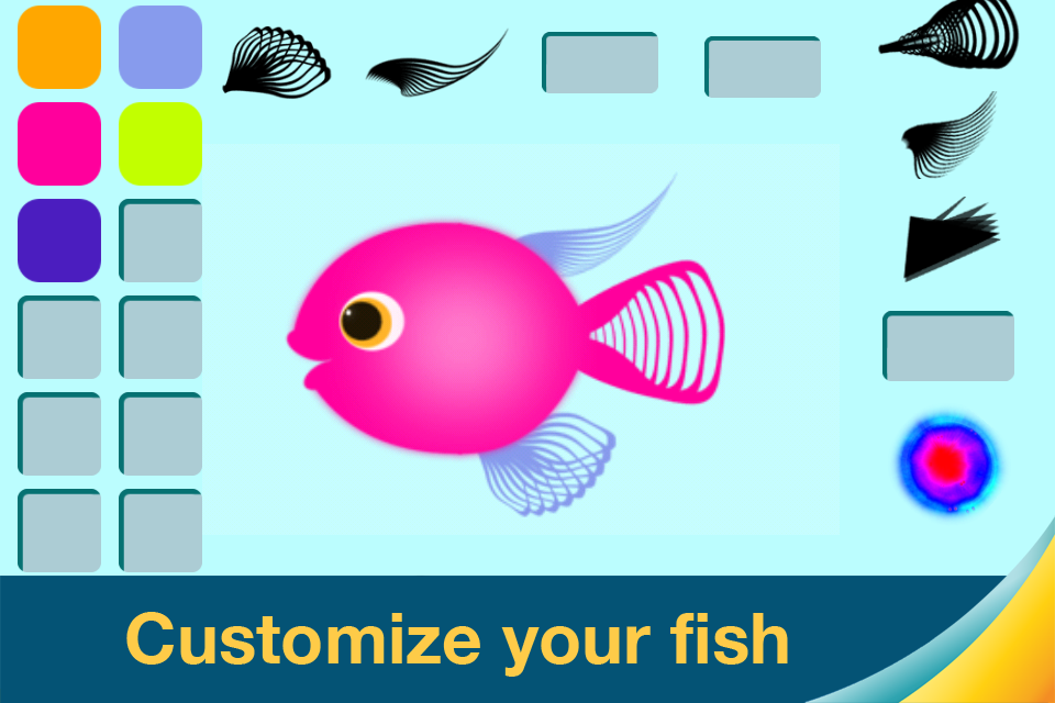 Motion Math: Hungry Fish App - 3