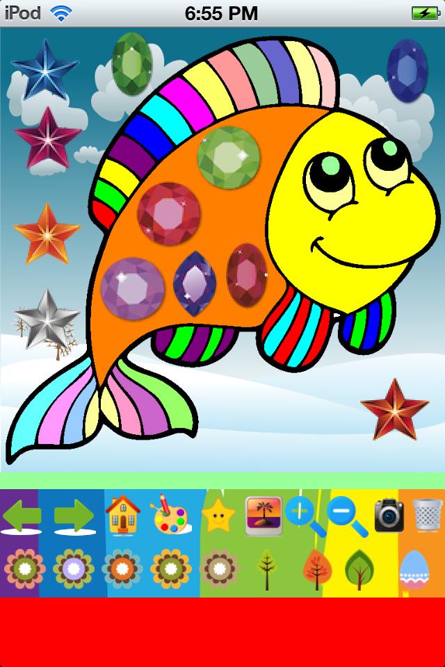 Fun Coloring App App - 1